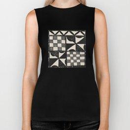 Tapa Cloth | Pacifica Patterns | Tribal Art Biker Tank