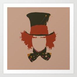 Johnny Depp Art Print