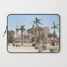 Temple of Luxor, no. 16 Laptop Sleeve