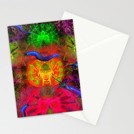 Cthulhu and His Minion s Stationery Cards