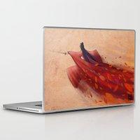hero Laptop & iPad Skins featuring Hero by Josè Sala