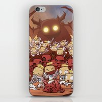 Headlights of Dooom iPhone & iPod Skin