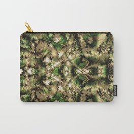 Military Uniform, Army Camo Carry-All Pouch