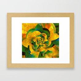 Sun God Framed Art Print