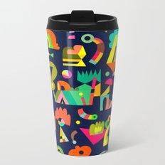 Schema 5 Metal Travel Mug