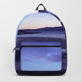 Sunset at  Loch Eil Backpack