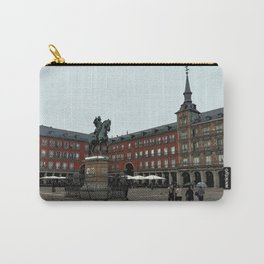 Plaza Mayor Retro Carry-All Pouch