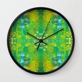 Kiwi Fantasy Wall Clock