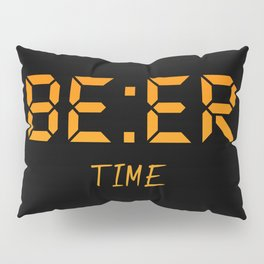 Beer time Pillow Sham