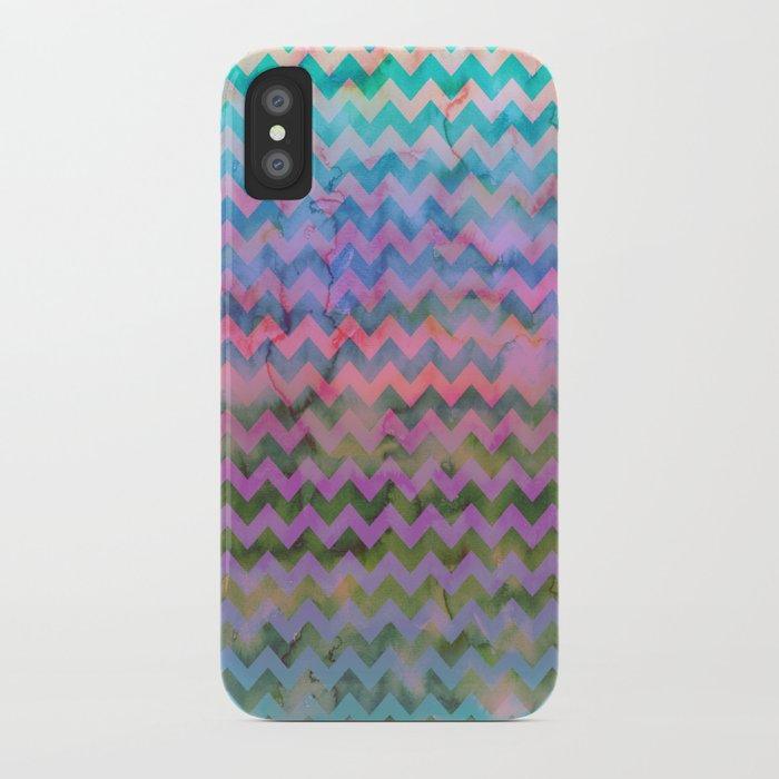 Sanabel Chevron iPhone Case