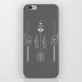 Mystical signs  iPhone Skin