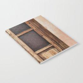 Eronga Warm Window Notebook
