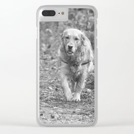 I'll 4 ever walk with u, ur never alone Clear iPhone Case
