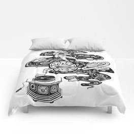 Cosmos Space Music Comforters