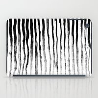 stripe iPad Cases featuring Stripe by Jack Newbury