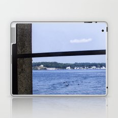 View From the Fort Laptop & iPad Skin