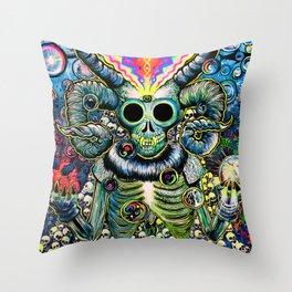 Atlantean Arbitrium Throw Pillow