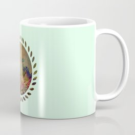 Flowers have music for those who will listen Coffee Mug