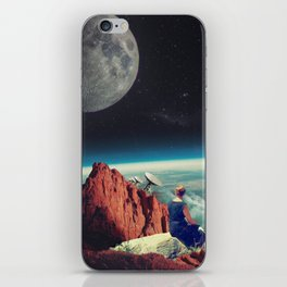 Those Evenings iPhone Skin