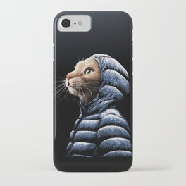 COOL CAT iPhone Case