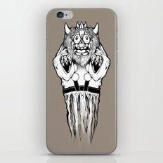 Oni Mask iPhone & iPod Skin