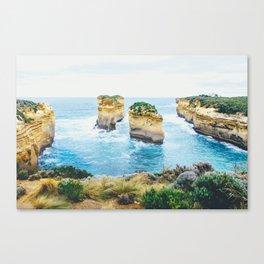 Tom and Eva Great Ocean Road Fine Art Print  • Travel Photography • Wall Art Canvas Print