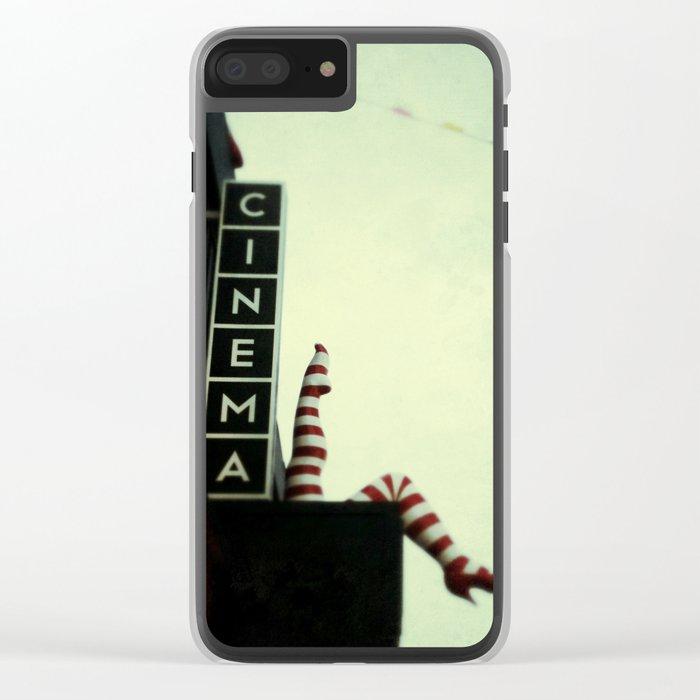Cinema Clear iPhone Case