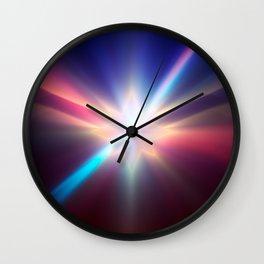 Impulse power Wall Clock
