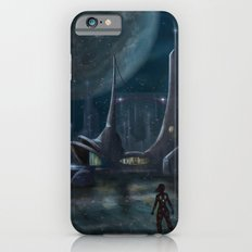 Night Outpost Slim Case iPhone 6s