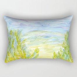 Mountains 21 Rectangular Pillow