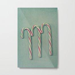 Visions of Sugarplums Metal Print