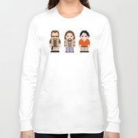 big lebowski Long Sleeve T-shirts featuring The Big Lebowski  by PixelPower
