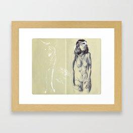 Chiguolf Framed Art Print