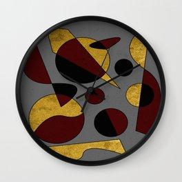 Abstract #132 Wall Clock