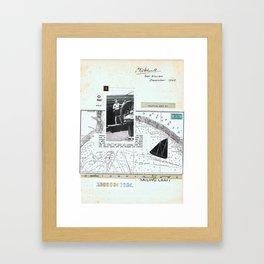 Oscar – – – Framed Art Print