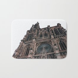 Strasbourg Cathedral Bath Mat