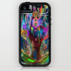Ethereal Cosmosis iPhone (5, 5s) Adventure Case
