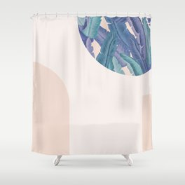Mid-Century Candy Tropical pt.03 #society6 #tropical Shower Curtain