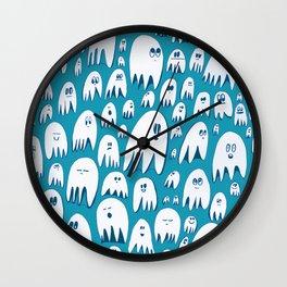 Ghosties Wall Clock