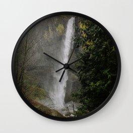 Latourell Falls, Oregon Wall Clock
