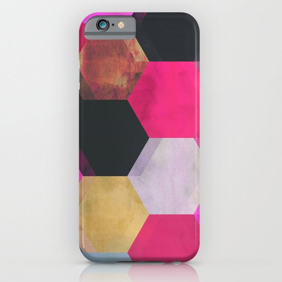 colour + pattern 13 iPhone & iPod Case