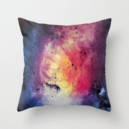 η Zaniah Throw Pillow