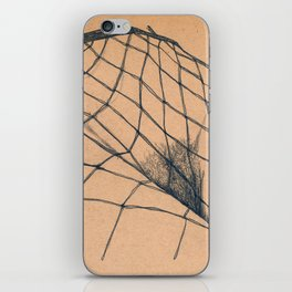 Fishnets iPhone Skin