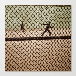 Hand Ball NYC Canvas Print