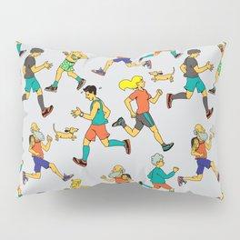 runners Pillow Sham