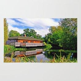 Lakeside Reflections Rug
