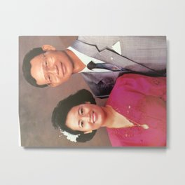 Couple of Couples Metal Print