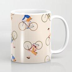 Bike Pattern Mug
