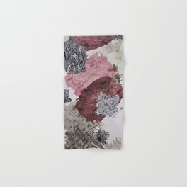 Carbonation Collection: pink Hand & Bath Towel