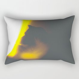 Entei Silhouete Rectangular Pillow